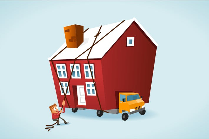 Thumbnail for Moving House