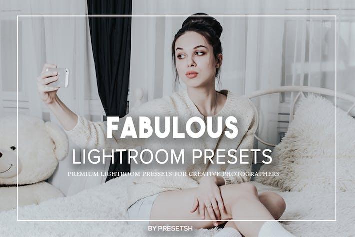 Thumbnail for Fabulous Lightroom Presets