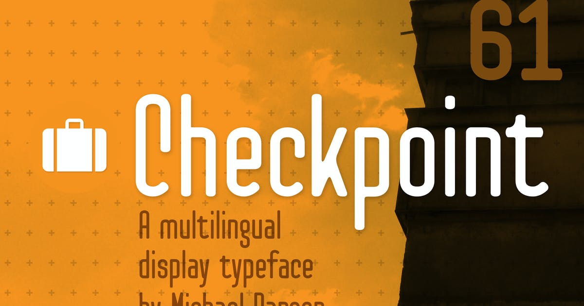 Download Checkpoint by Typogama