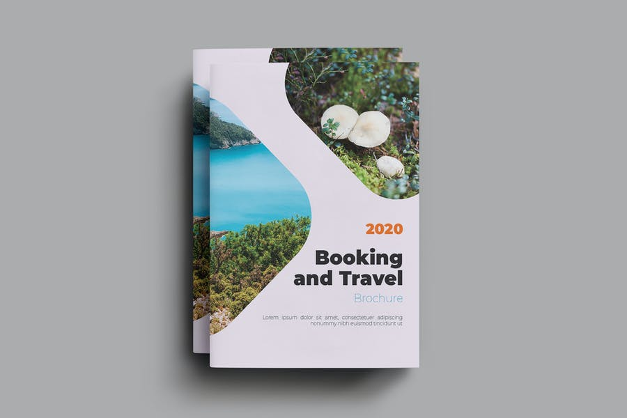 Holiday And Travel Brochure