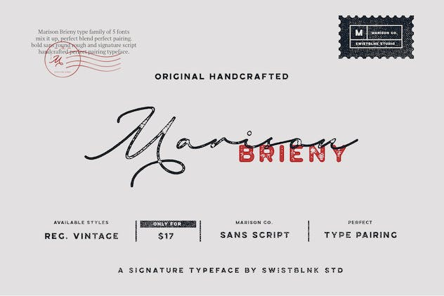 Marison Type Collection - product preview 0