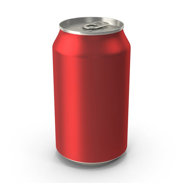 Lata roja genérica 355ml