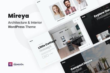 Mireya - Architecture & Interior Design Theme
