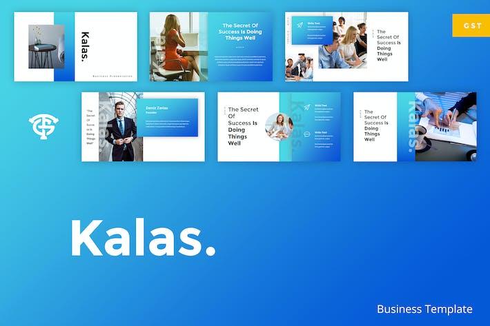 Thumbnail for Kalas Business - Google Slides