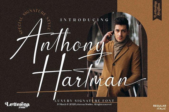 Anthony Hartman Signature LS