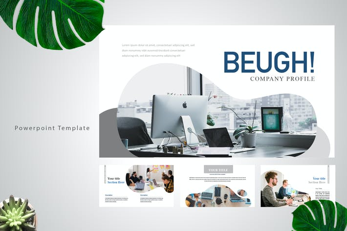 Thumbnail for BEUGH - Company Profile