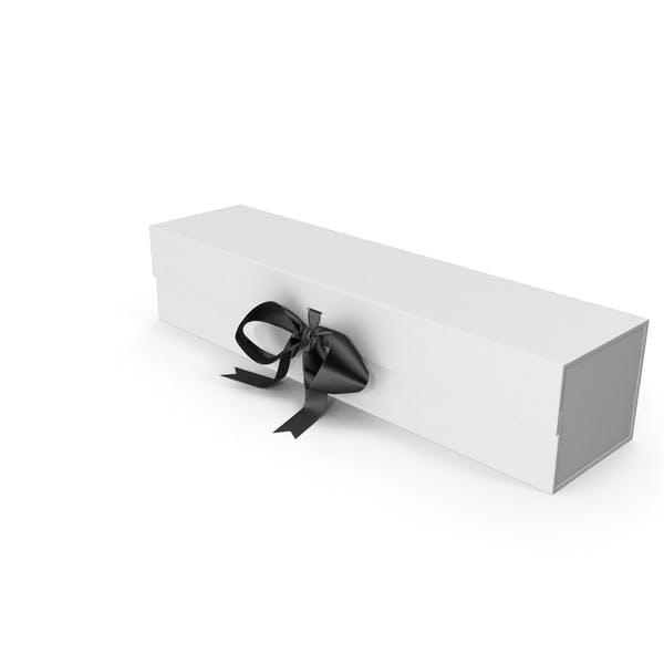 Long Box with Ribbon
