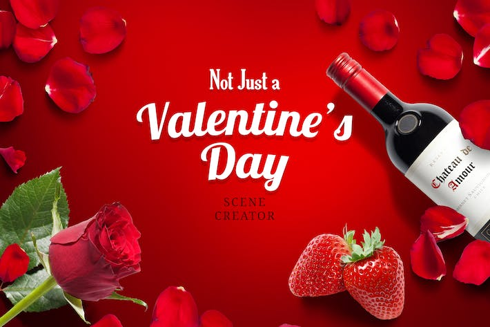 Cover Image For Not Just a Valentine's Day Scene Creator