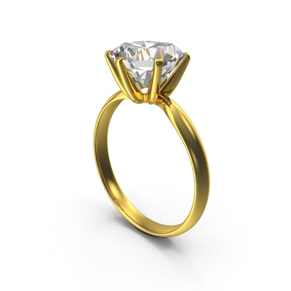 Алмазное кольцо