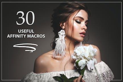 30 Useful Affinity Photo Macros