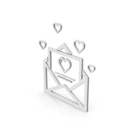 Symbol Love Letter