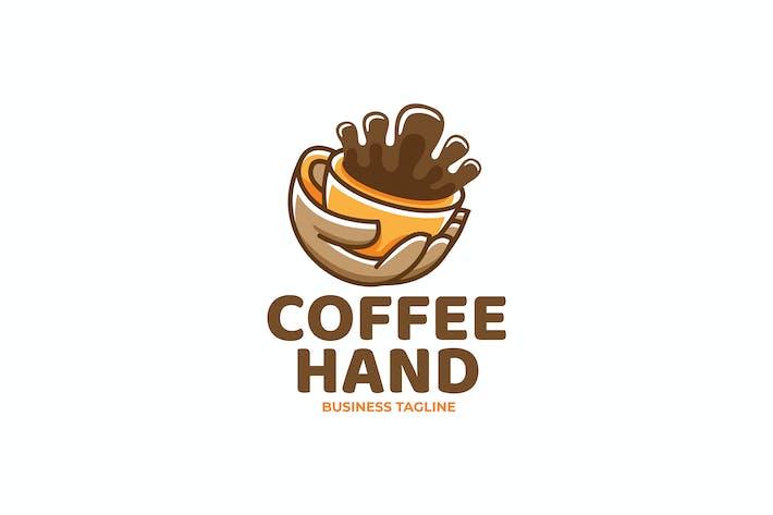 Thumbnail for Coffee Hand Logo