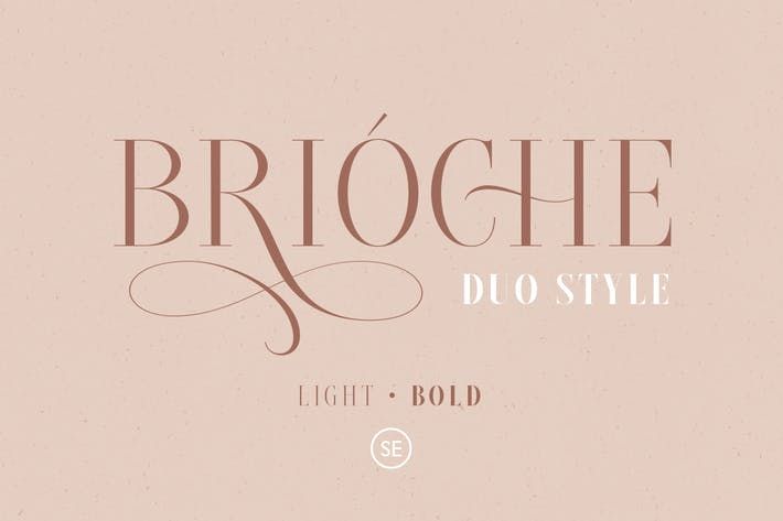Thumbnail for Brioche - Light & Bold