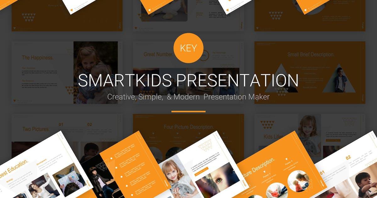 Download Smart Kids - Keynote Template by Fannanstudio
