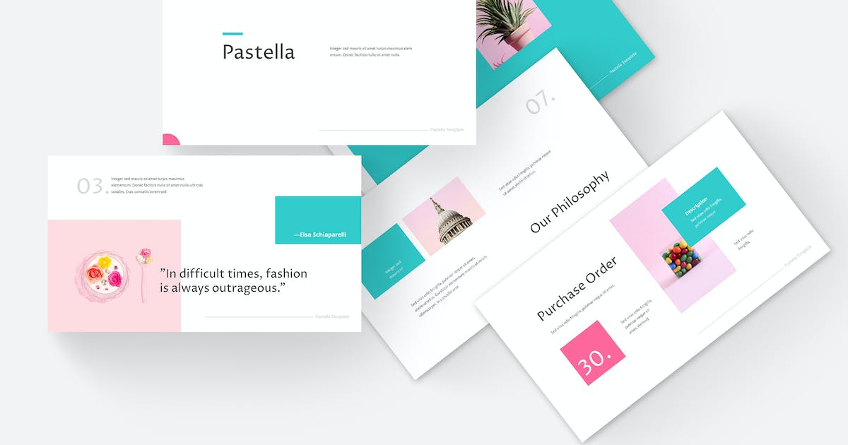 Download Pastella - Powerpoint Template by kylyman