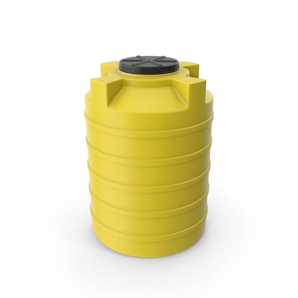 Thumbnail for Резервуар для хранения желтый