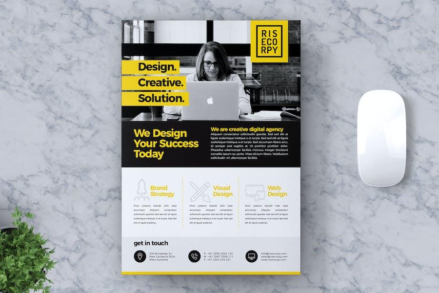 Creative Corporate Flyer Vol. 01