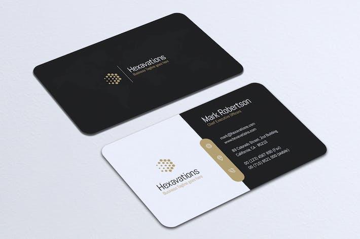 Thumbnail for Minimalist Business Card Vol. 33