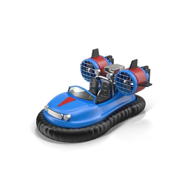 Cartoon Hovercraft