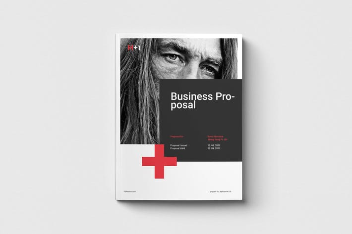 Cover Image For Business Proposal