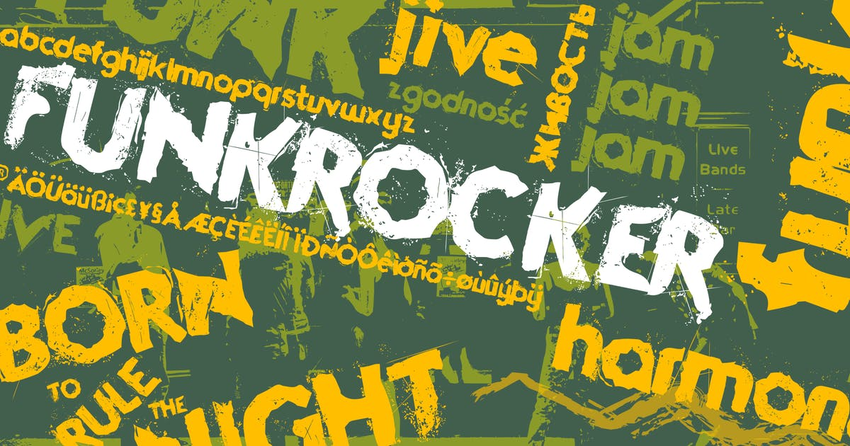 Download Funkrocker by sharkshock