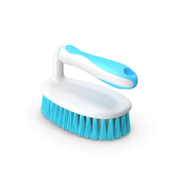 Scrub Brush with Grip Handle