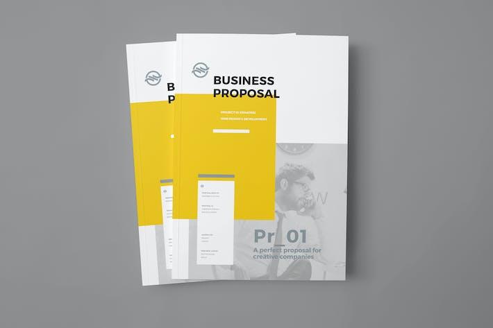 "Download 14,613 ""professional proposal template"" - Envato Elements"