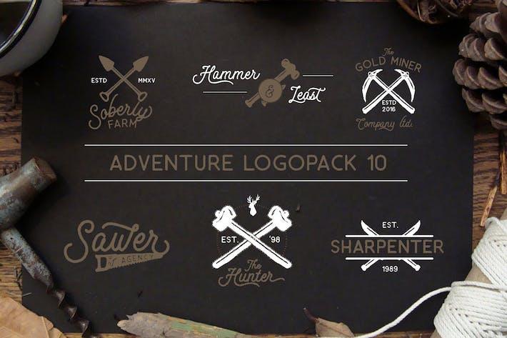 Thumbnail for Adventure Logopack Vol. 10