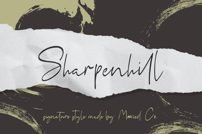 Thumbnail for Sharpenhill Signature