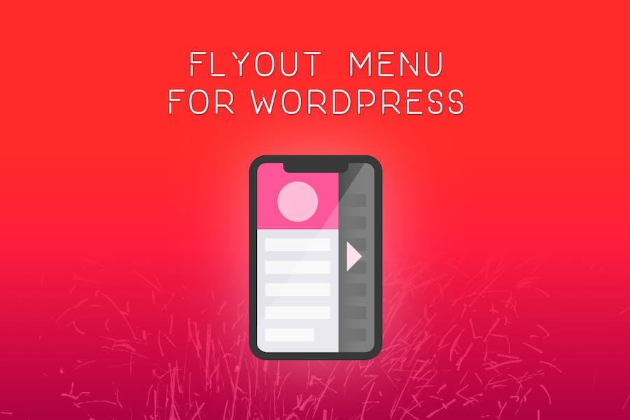 Morph: Flyout Móvil Menú Plugin para WordPress