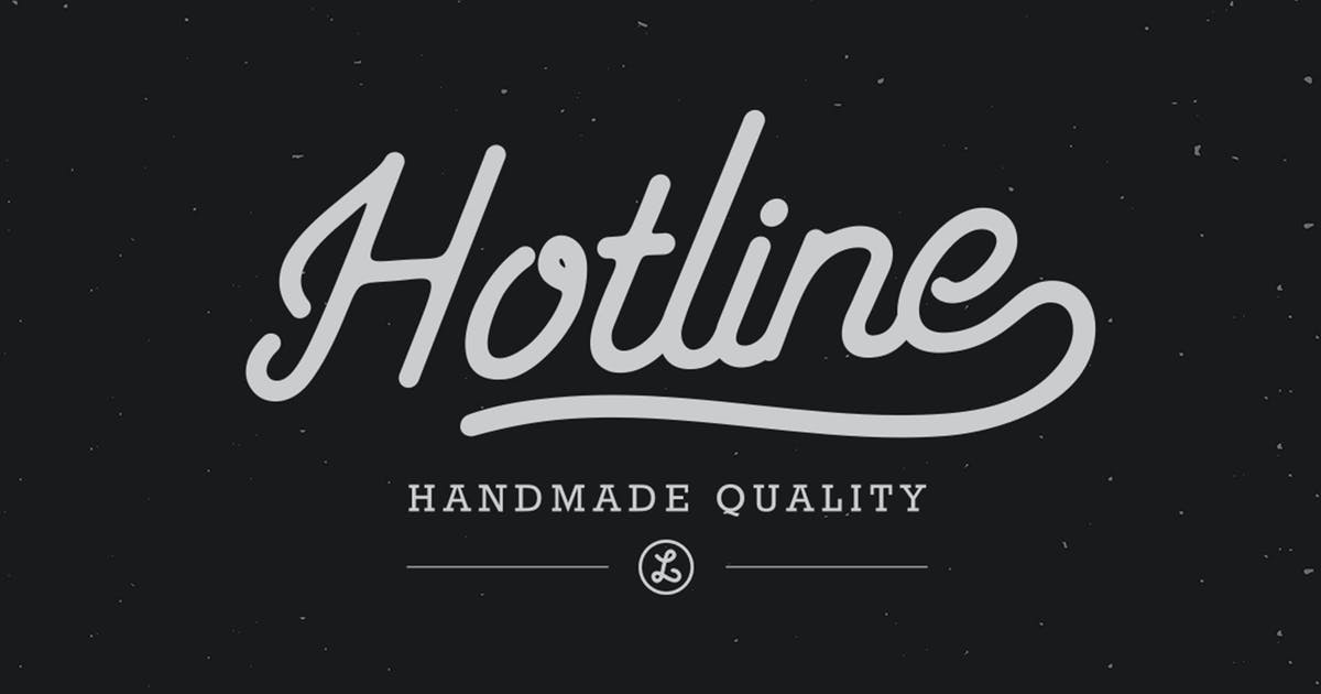 Download Hotline by Locomotype