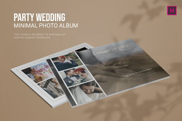 Party Wedding - Photo Album - product preview 3