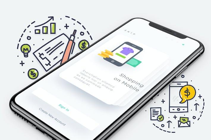 Thumbnail for Smart Wallet Walkthrough 4 Mobile Ui