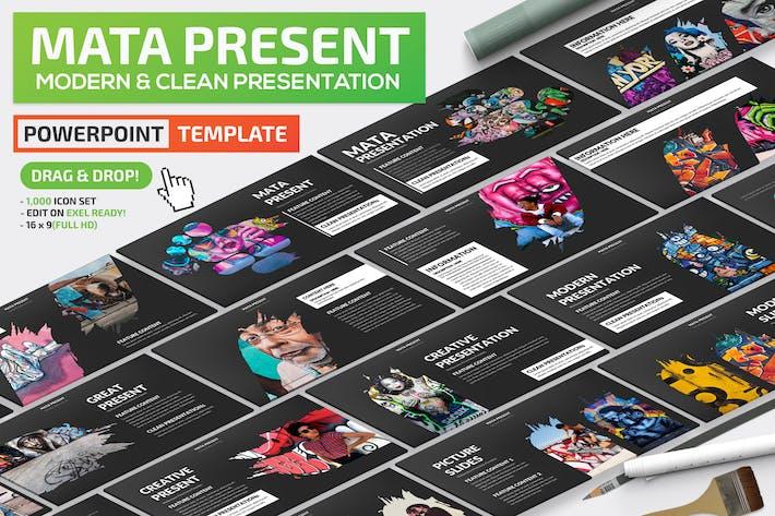 Thumbnail for Mata Powerpoint Presentation