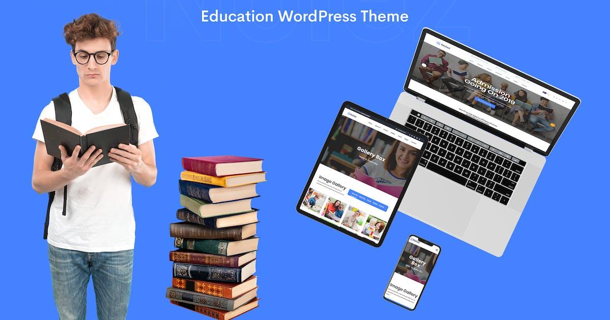 Download Nolez - Education Elementor WordPress Theme by shtheme