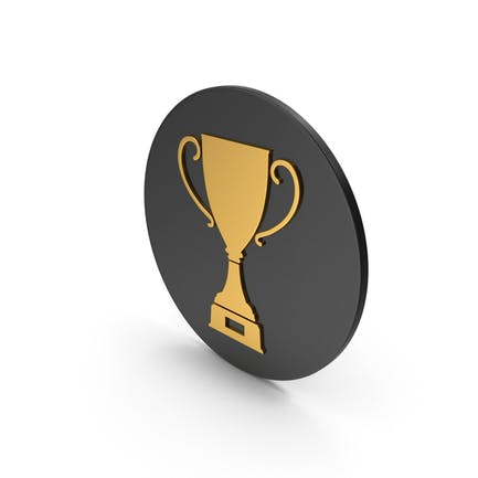 Trophy Cup Gold Icon