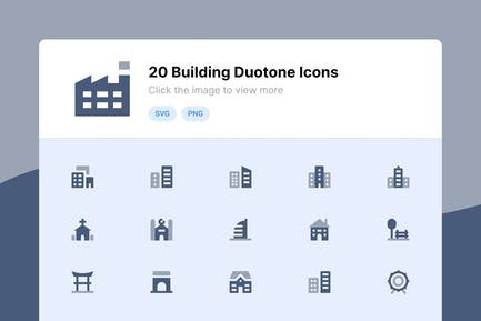 Building Duotone Icons