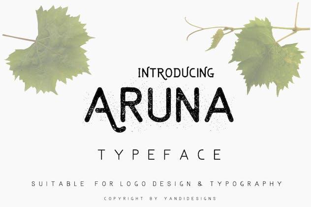 Aruna Fonts