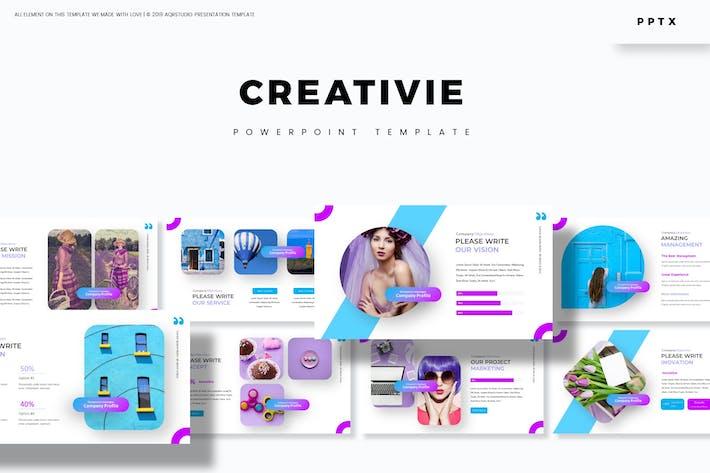 Creative - Powerpoint Template