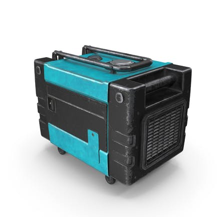 Tragbarer Generator SkyBlue Gebraucht