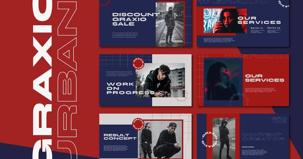 Download Graxio - Urban Presentation Template by axelartstudio