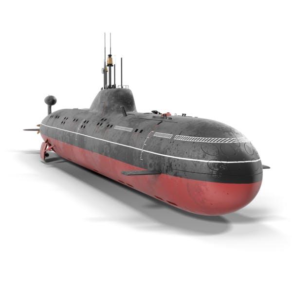 Akula Class Sub