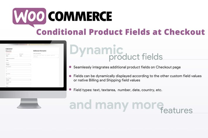 Thumbnail for WooCommerce Conditional Product Fields at Checkout