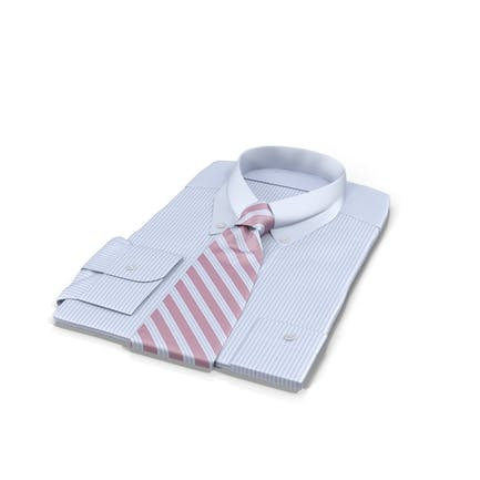 Shirt with Tie