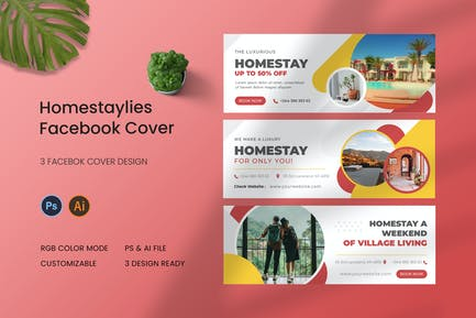 Homestaylies Facebook Cover