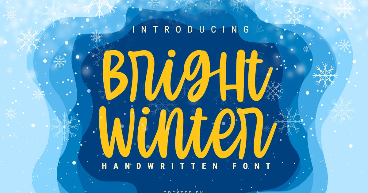 Download Bright Winter by nathatype