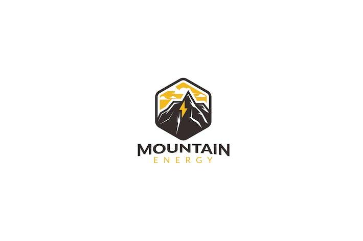Thumbnail for Mountain Logo Template