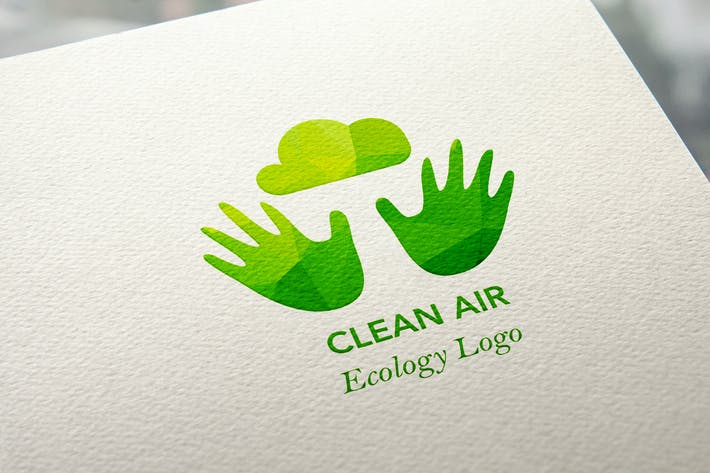 Thumbnail for Ecology Clean Air Logo
