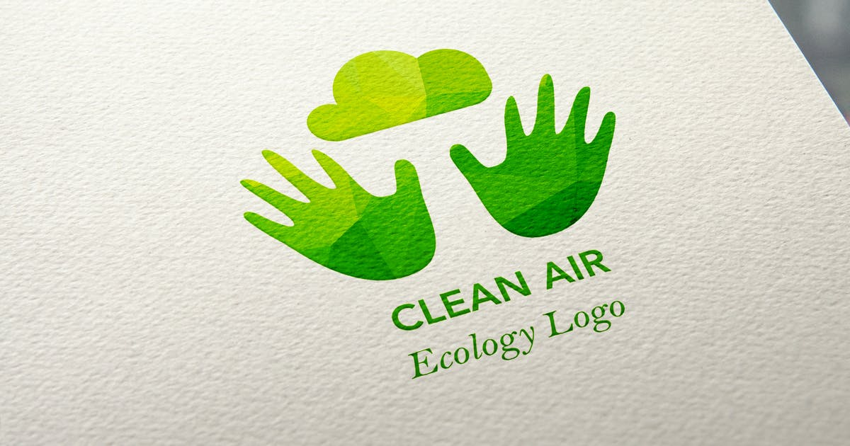 Download Ecology Clean Air Logo by barsrsind