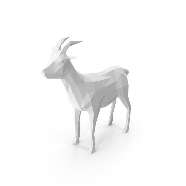 Thumbnail for Low Poly Goat